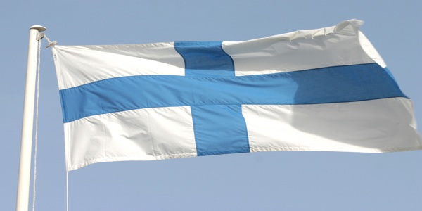 Finland. Finnishflag.BobCompton