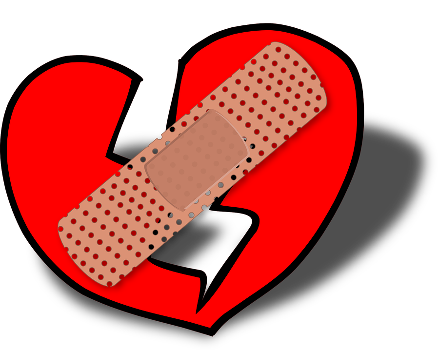 broken hart